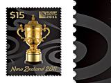 New Zealand Post  mit 3D-Briefmarke - Briefmarken sammeln